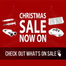 Just Performance 2014 Christmas Sale Is Now On!