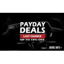 Pay Day Deals - Ksport 5% discount, Cobra sport 10% discount, Piper exhaust 15% discount... March 2015