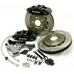 Ksport astra vxr (05-up) Super 8 pot Calipers Floating rotors 380mm Brake Kit, K-sport, OP07