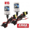 H15 replacement HID bulbs